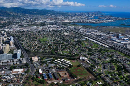 Aliamanu Middle and Pearl Ridge Elementary schools