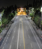 Los-Angeles-Street-After-LED-Lights