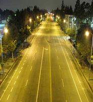Los-Angeles-Street-Before-LED-Lights 2