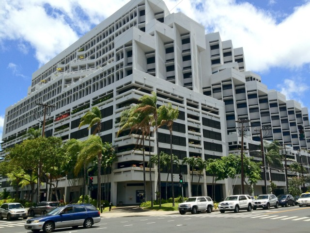HMSA Center in Honolulu.
