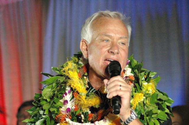 Kirk Caldwell November election