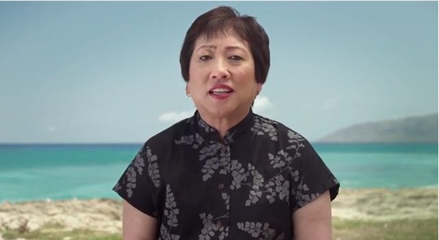 Hanabusa Social Security ad