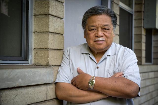 Former Hawaii Gov. Ben Cayetano June 19, 2014.