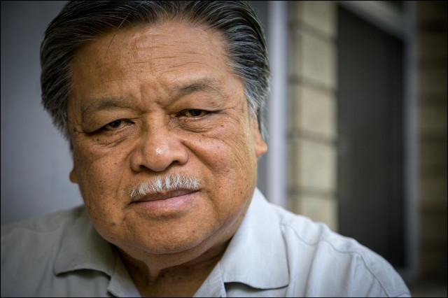 Former Hawaii Gov. Ben Cayetano June 19, 2014