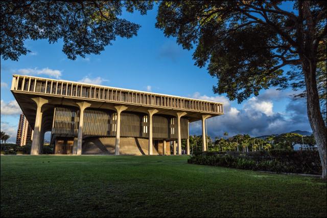 Hawaii State Capitol Building 1.10.14 ©PF Bentley/Civil Beat