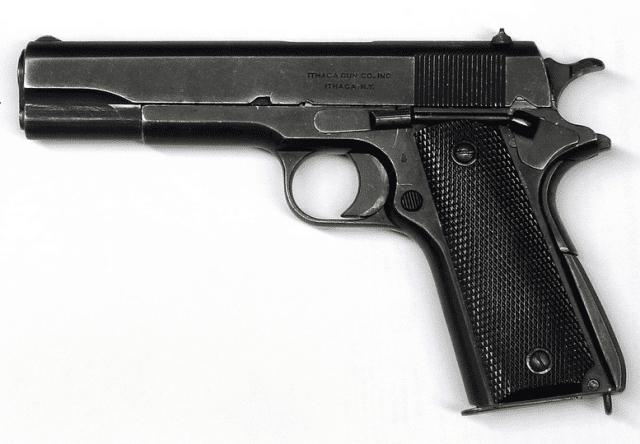 WWII USGI M1911 pistol