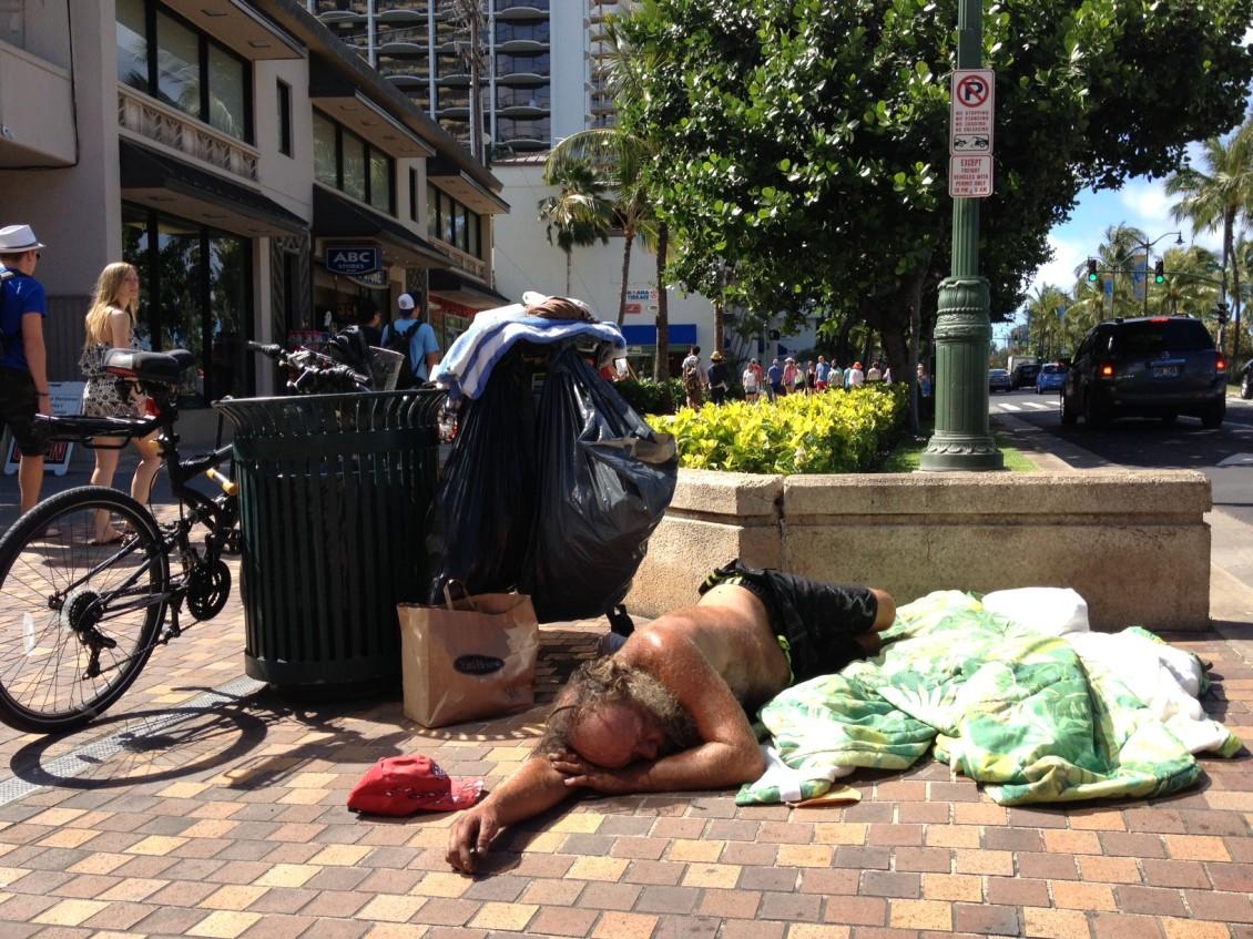 denby homeless