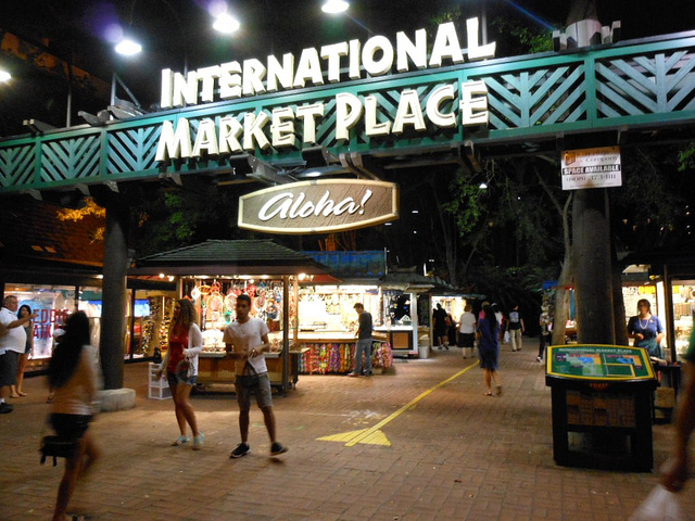 Today Is the Last Day to Shop at Waikiki's International Market Place