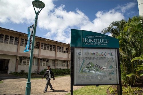 Escaping Hawaii's Community College Trap