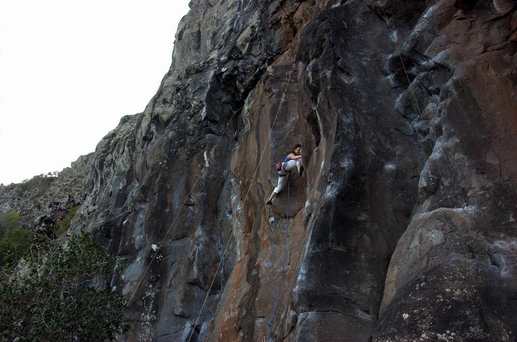 Rock Climbing Mokuleia