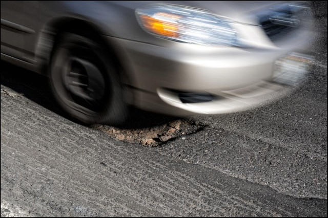 Honolulu S Potholes Cost Drivers And Taxpayers Millions