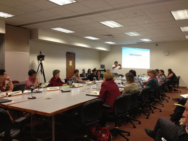 Hawaii Health Connector Meeting