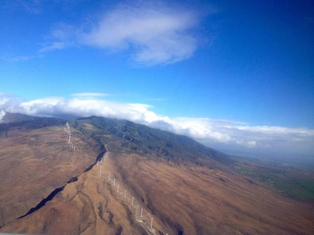 Maui Wind Energy
