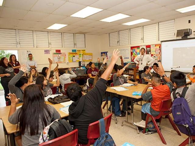 teacher mentoring porgram