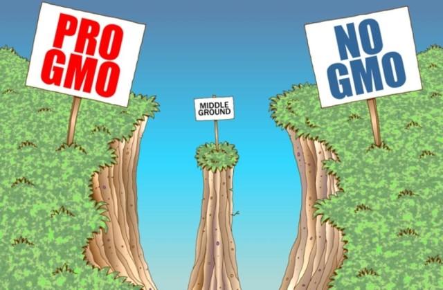 PRITCHETT GMO debate
