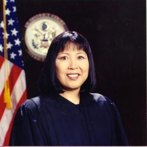 Chief Federal Judge Susan Oki Mollway