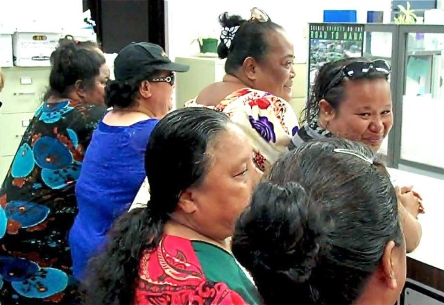 Marshallese and Chuukese