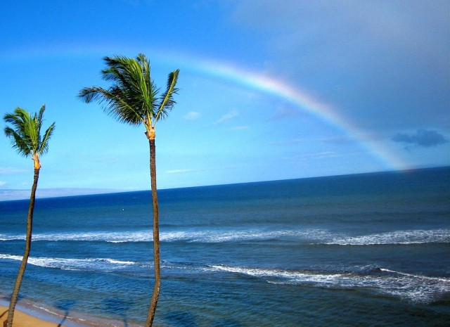 Hawaii rainbow 2