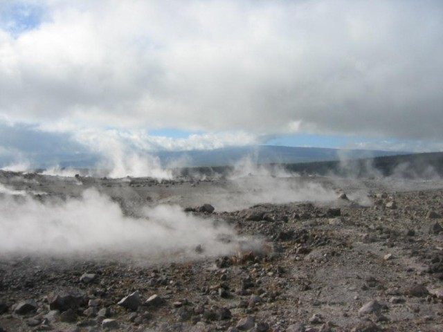 volcano geothermal