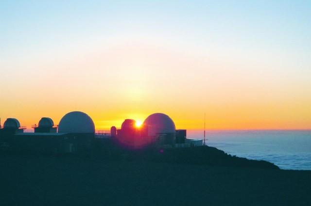 "Haleakala ""Science City"""