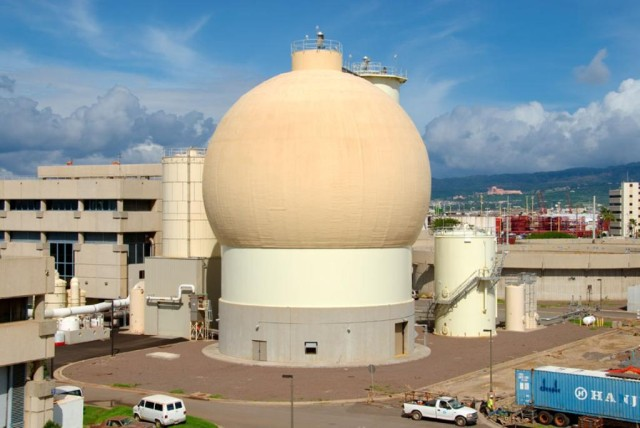 Synagro Honolulu Digester Sand Island Sewage (use this one)