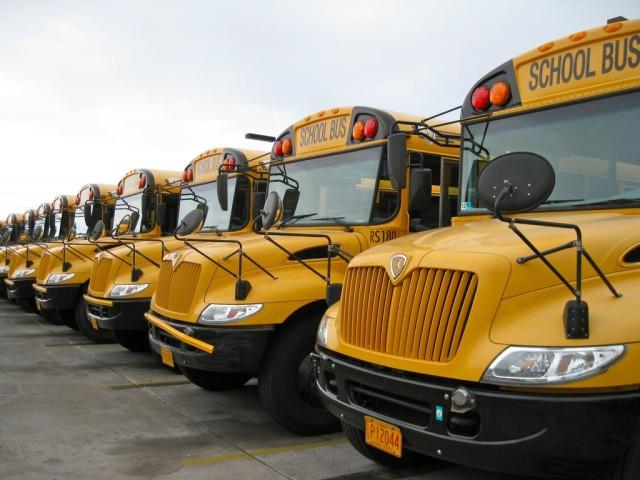 Roberts Hawaii School Bus Fleet