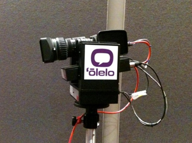 Olelo camera