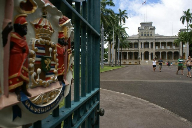 Upcoming elections will yield 40 delegates to represent Native Hawaiian interests at the upcoming convention. The last Kingdom of Hawaii government was deposed in a United States-led coup at Iolani Palace in 1893.