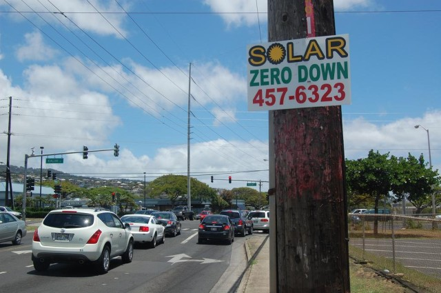 Falling prices and legislative changes made it easier for Hawaii residents to install solar systems.