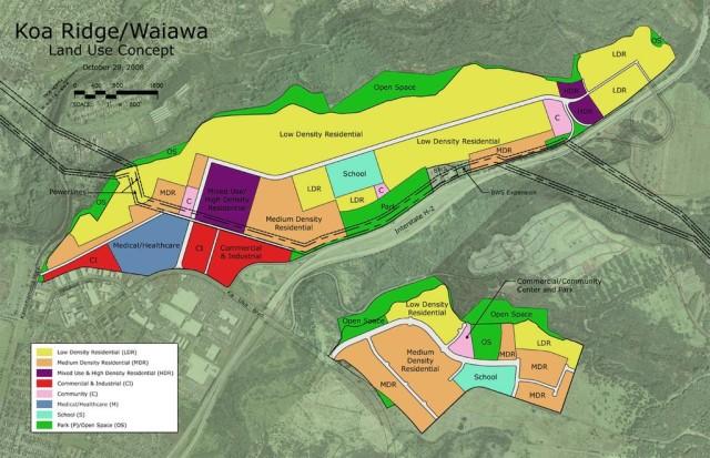 Koa Ridge Master Plan