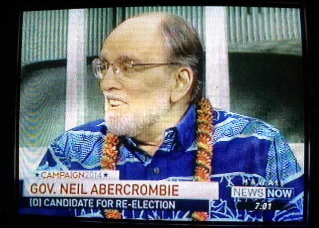 Abercrombie HNN debate