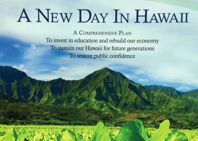 A New Day in Hawaii plan