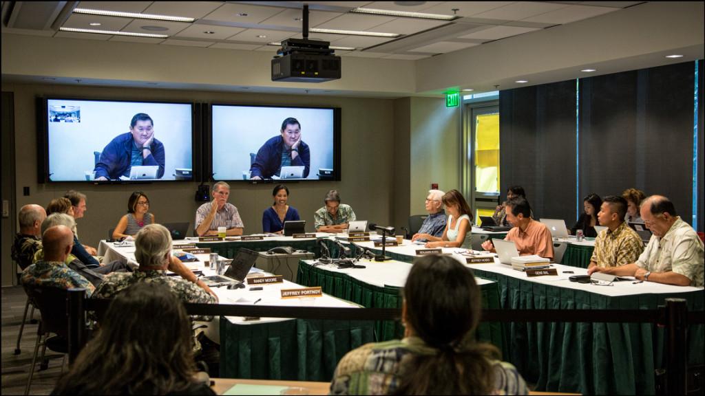 UH Board of Regents meeting on June 2, 2014.