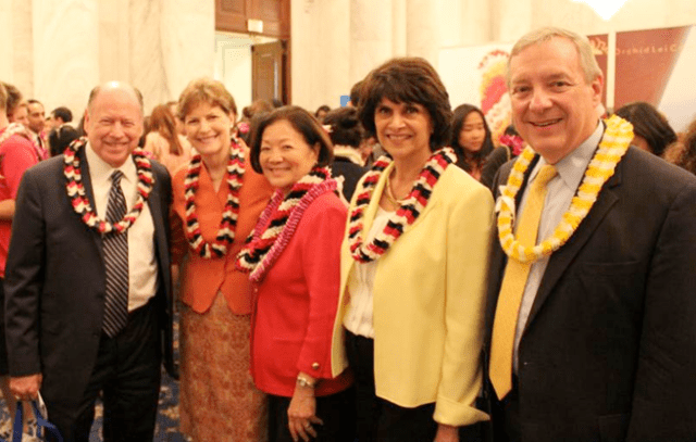 Mazie Hirono Hawaii on the Hill July 23, 2014