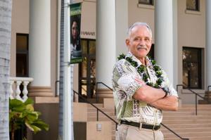 Tom Apple UH Manoa Chancellor