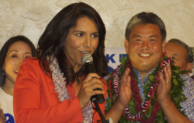 Gabbard and Takai