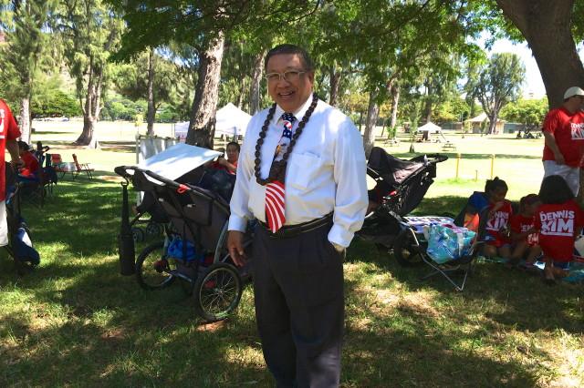 Republican Dennis Kim 8.23.2014