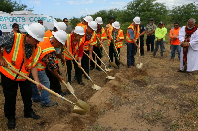 Maui Sports Complex Groundbreaking