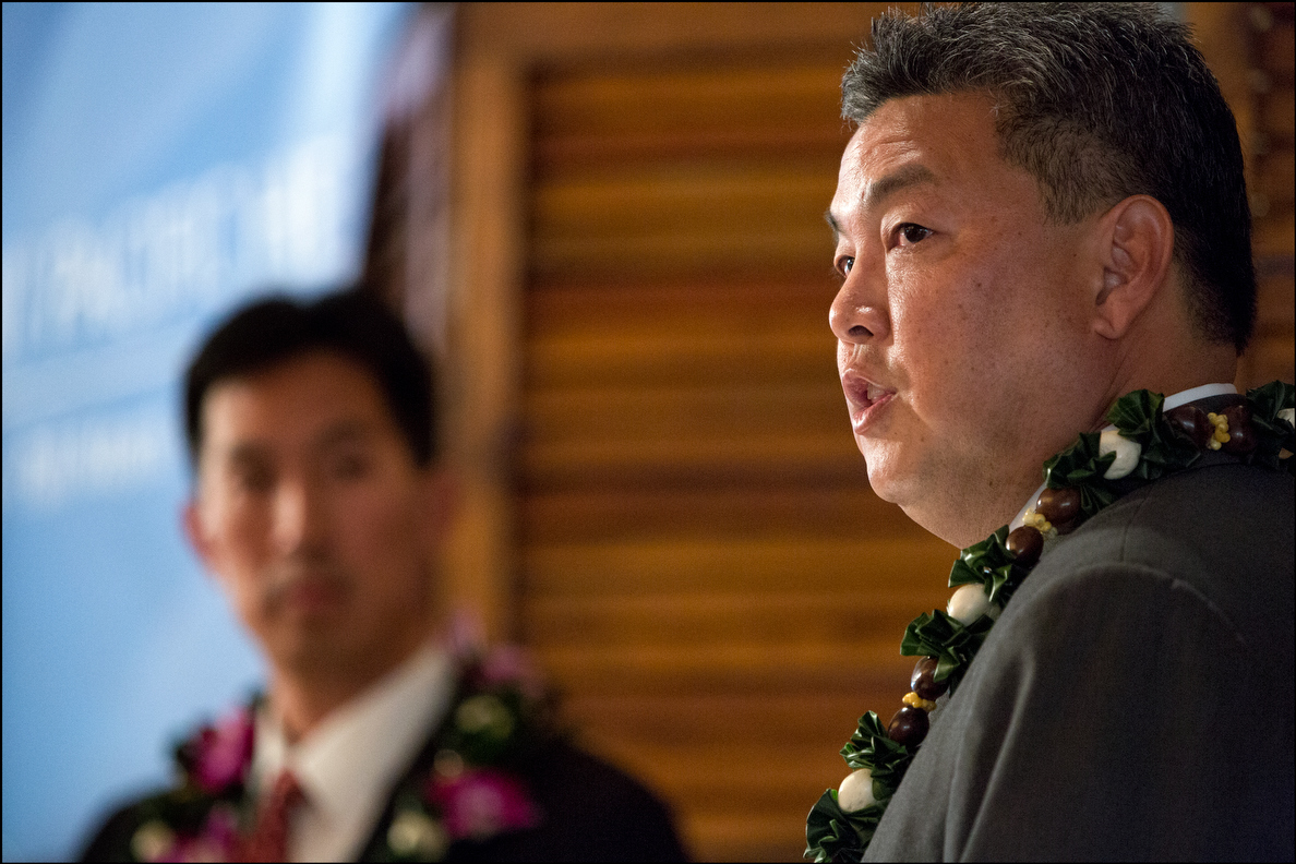Mark Takai, a veteran state lawmaker, says he'll be the best fit with Hawaii's other Democrats in Congress.