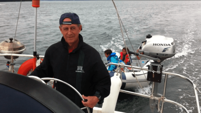 Cam Cavasso boat