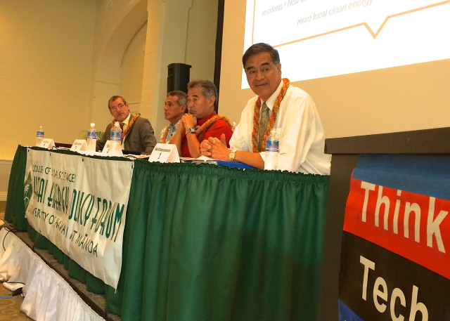 Gov cand's energy forum 10.14/2014