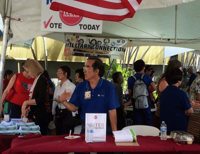 New Hope voter registration