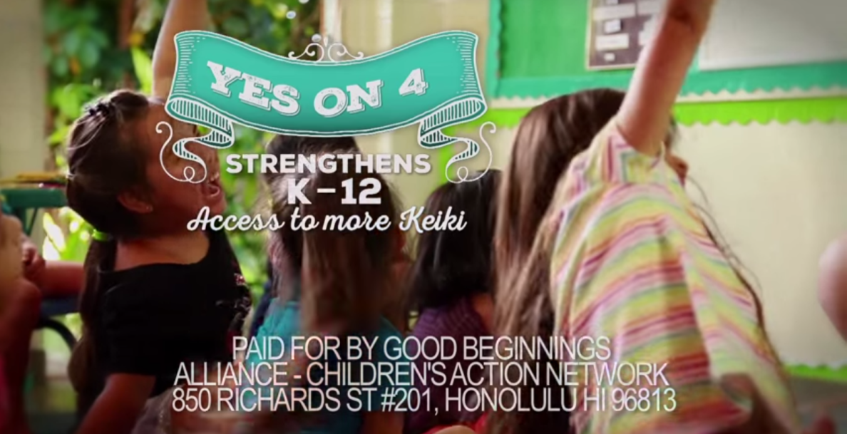 yes on 4 preschool commercial