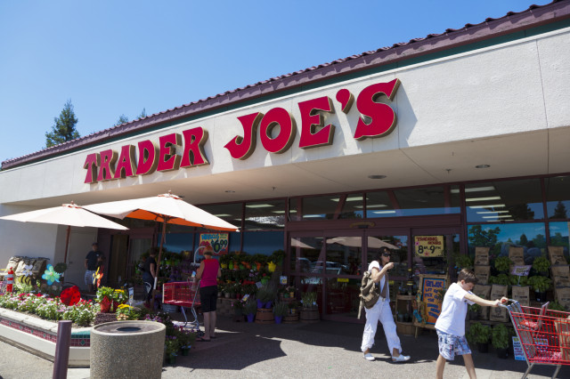 A Trader Joe's in Sacramento, California.