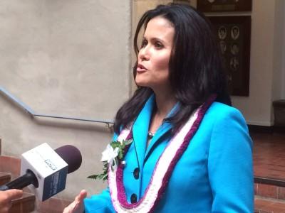 Councilwoman Kymberly Pine