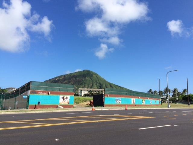 Avalon development site hawaii Kai