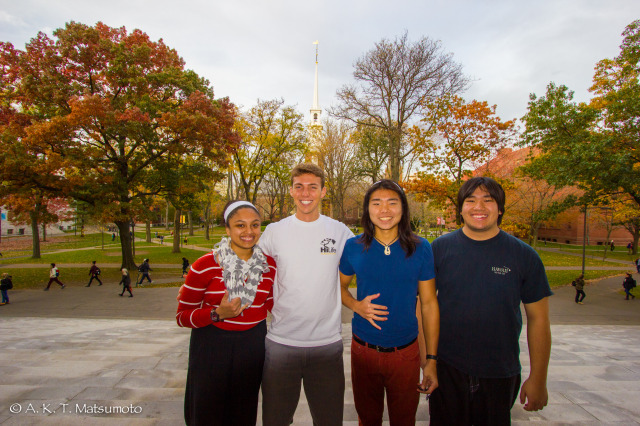 Kamehameha Schools grads now attend Harvard College