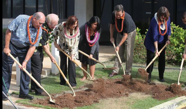 PBS Hawaii groundbreaking