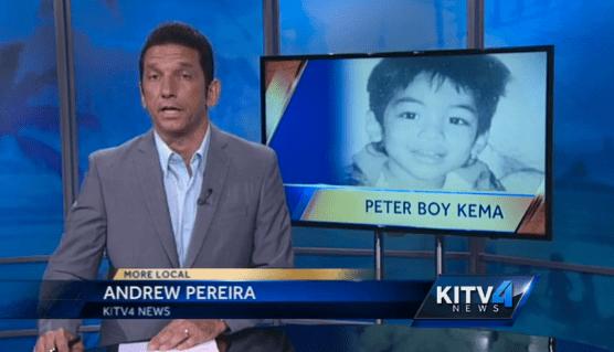 KITV Peter Boy Kema
