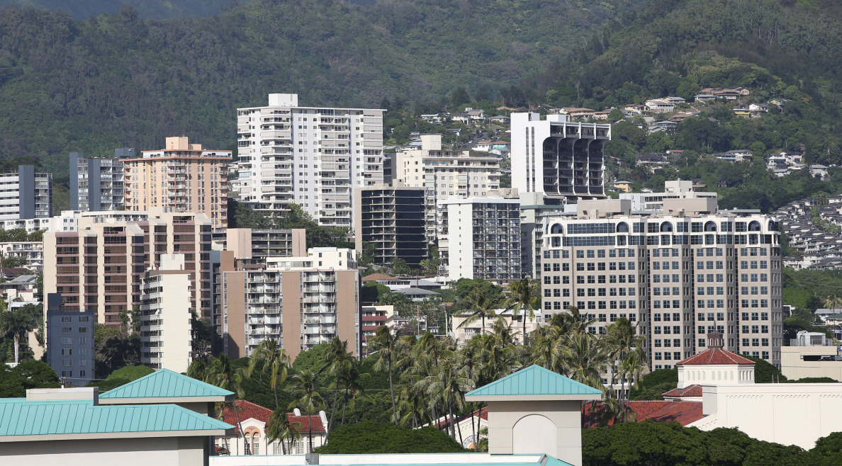 makiki condominium honolulu